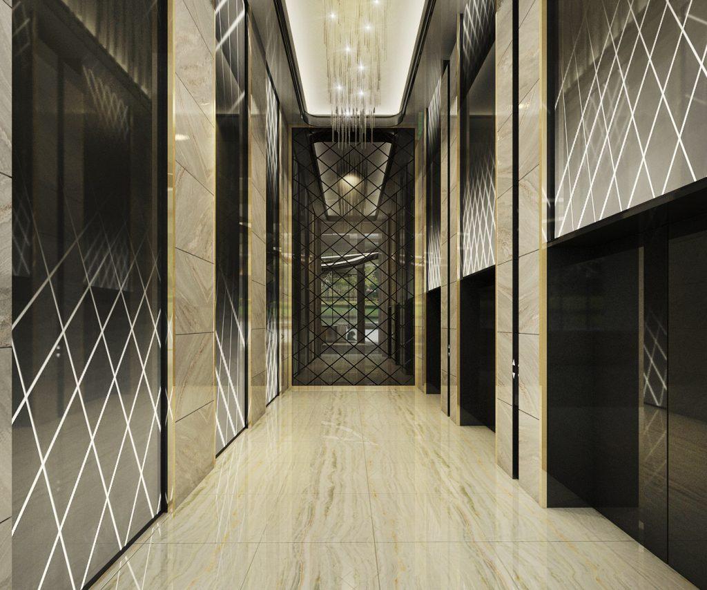 2.15-0108 WaterGate Lift Lobby