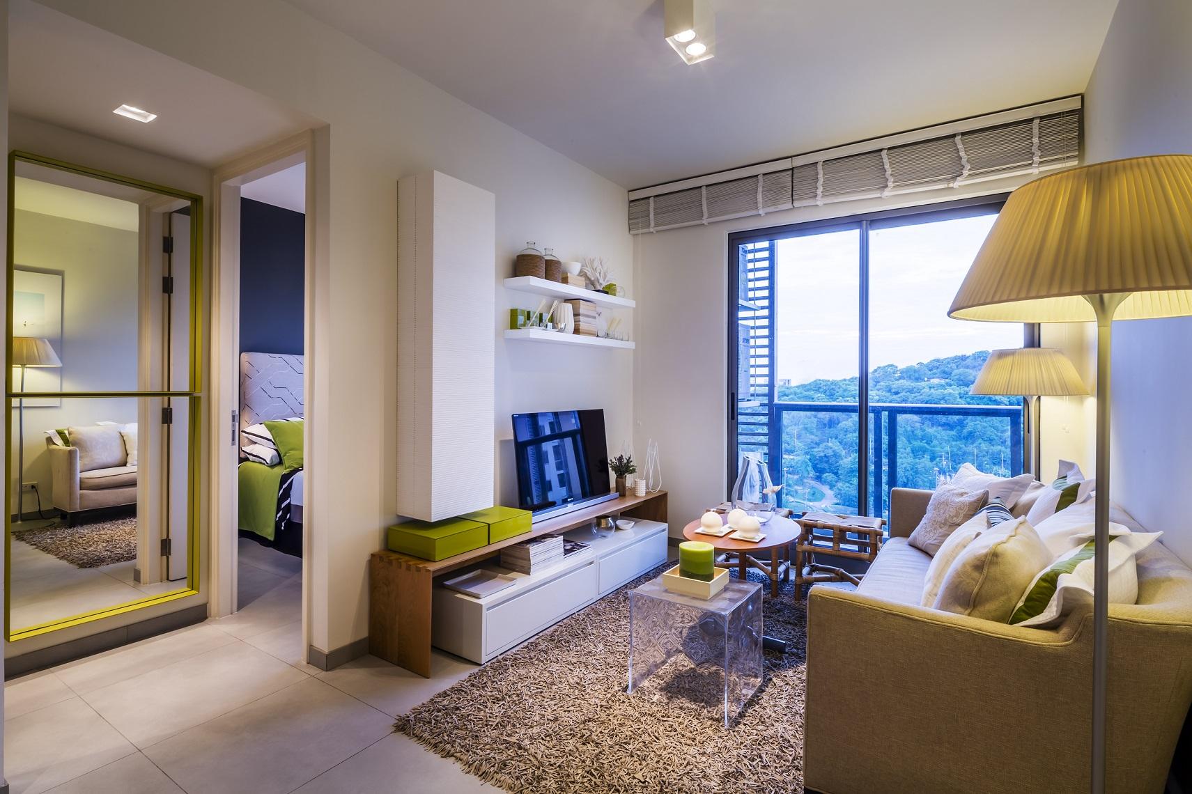 Unixx_one bedroom1
