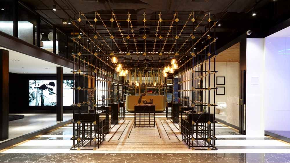 DP Ceramic joining hand with \'Kohler\' to open the flagship store ...