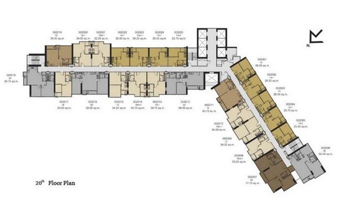 The-Line Floor 20