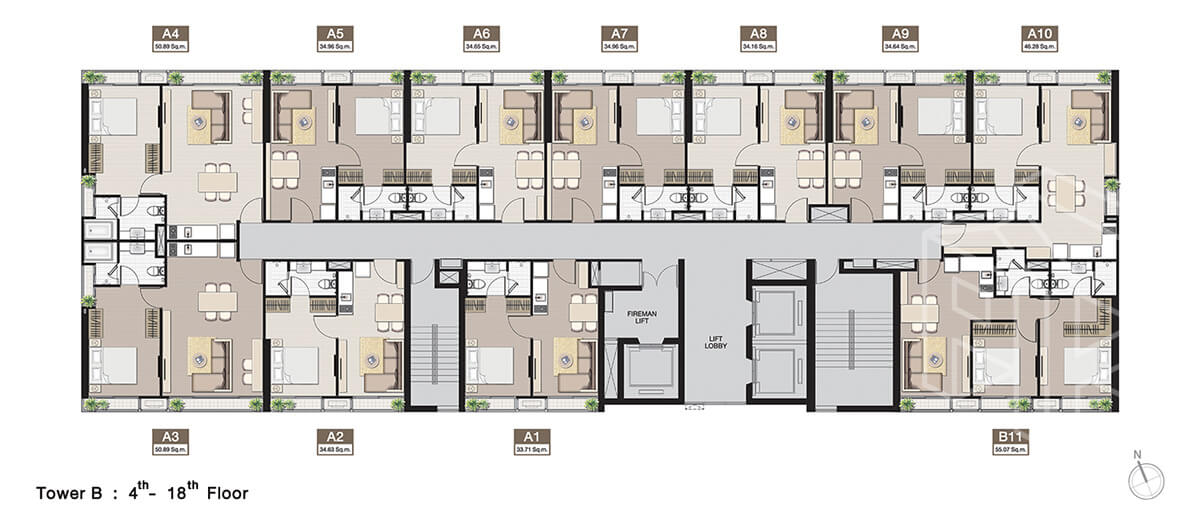 TowerB_FloorPlan_4-18fl_1
