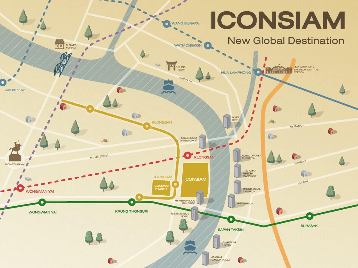 ICONSIAM-MAP