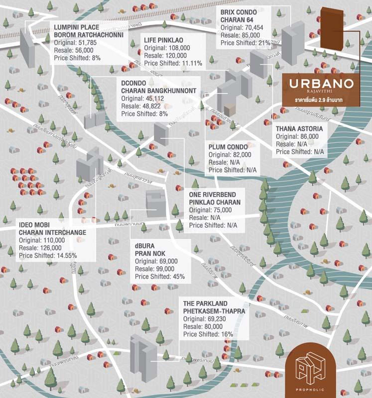 the-urbano-rajavithi-map